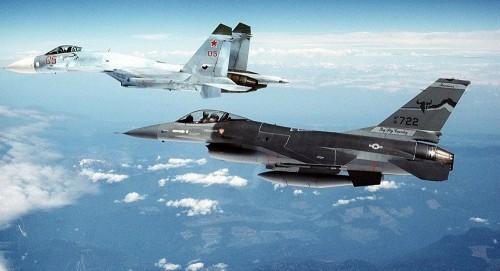 مقاتلة ناتو تعترض طائرة وزير الدفاع الروسي ببحر البلطيق