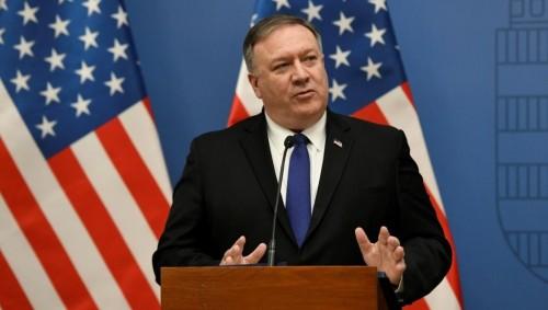 وزير الخارجية الأمريكي يحذر من انتهاء حظر الأسلحة على إيران