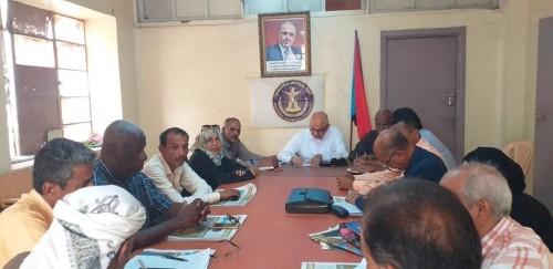 اجتماع استثنائي للهيئة التنفيذية لانتقالي العاصمة عدن