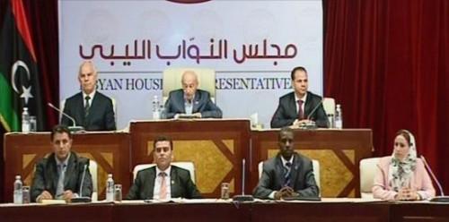 البرلمان الليبي يشيد ببيان الخارجية المصرية.. وحكومة الوفاق تعترض
