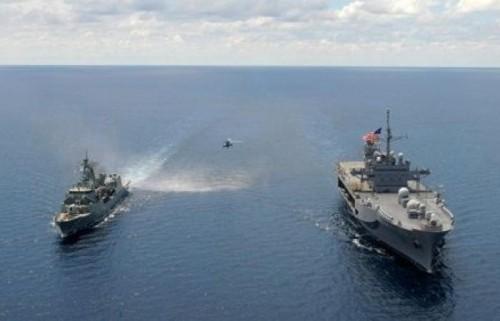 الصين ترفض طلب سفينتين أمريكيتين الرسو في هونج كونج