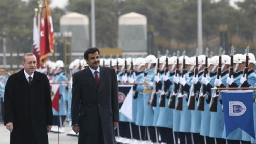 تفاصيل القاعدة العسكرية التركية الجديدة في الدوحة