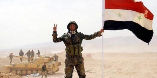 """الجيش السوري يسيطر على """" كفرعين """" ويسعى لبلدة استراتيجية"""
