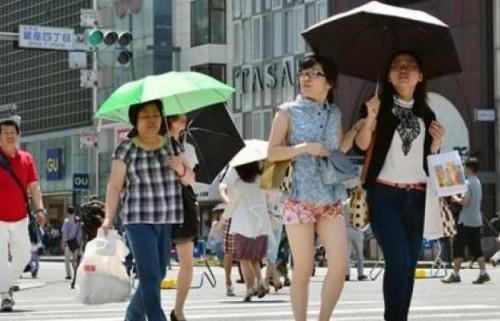 بعد استمرار موجة الحر.. وفاة 23 شخصا و12 ألف مصاب في اليابان