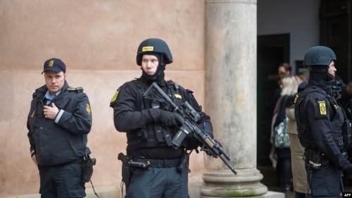 أحداث جديدة في حادث انفجار مكتب الضرائب بالعاصمة الدنماركية