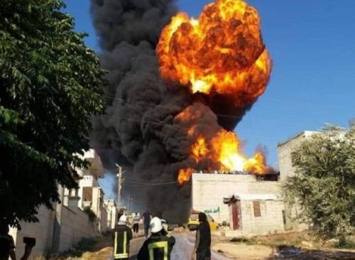 مصرع طفلين وإصابة 3 آخرين في انفجار لغم في قرية بريف حمص بسوريا