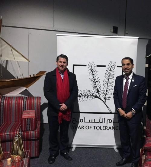 احتفاء بعيد الأضحى في نيوزيلندا على طريقة التراث الإماراتي