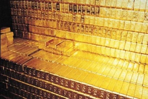 المملكة الأولى عربيآ في احتياطي الذهب