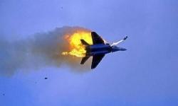 عاجل.. المعارضة السورية تسقط طائرة حربية تابعة للنظام