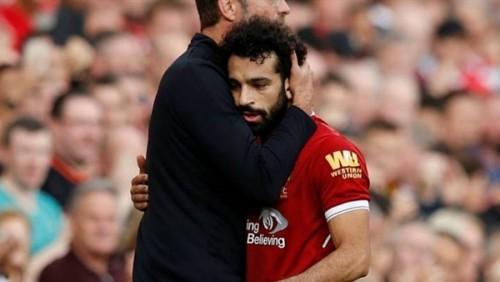 صلاح يكشف موقف رحيله عن ليفربول
