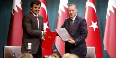 """بعد أن فقد بوصلته العربية.. هاشتاج """"قطر مستعمرة تركية"""" يتصدر ترندات الإمارات"""