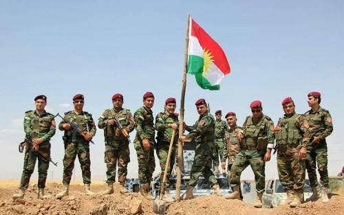 العراق ينفي سيطرة البيشمركة على حاجز أمني جنوبي الموصل