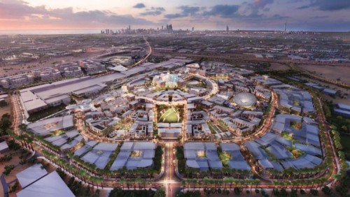 """الإمارات تستعد لاستضافة """"إكسبو 2020"""""""