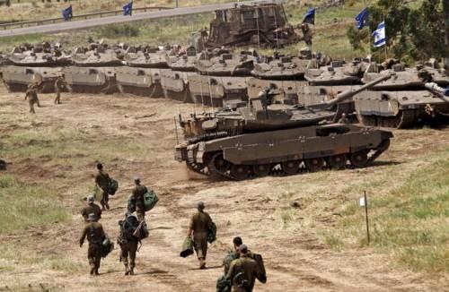 إسرائيل تجري مناورات عسكرية استعدادًا لاحتمالية نشوب حرب وشيكة