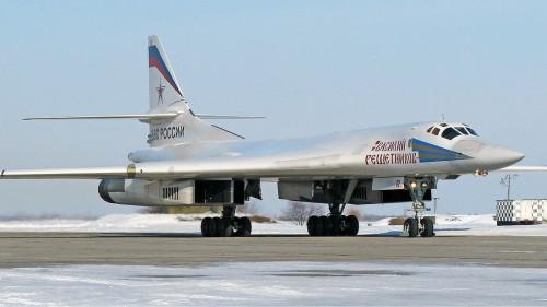 روسيا ترسل قاذفتين نوويتين إلى منطقة لألاسكا