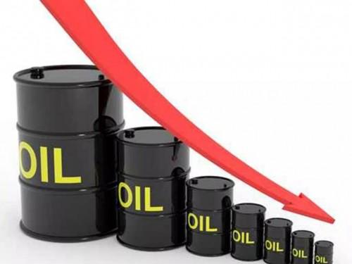 هبوط أسعار النفط بفعل ارتفاع مخزونات الخام الأمريكي