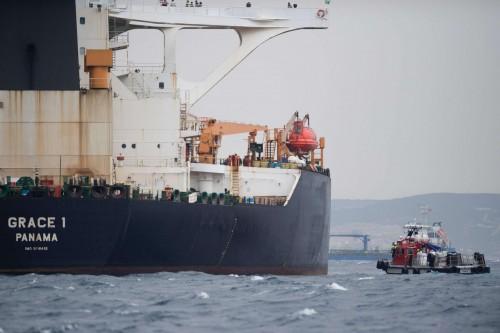 """رئيس وزراء جبل طارق يعلن موعد الإفراج عن ناقلة النفط الإيرانية """"جريس 1"""""""