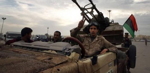 الجيش الليبي يقصف تجمعات للمليشيات بمختلف محاور طرابلس