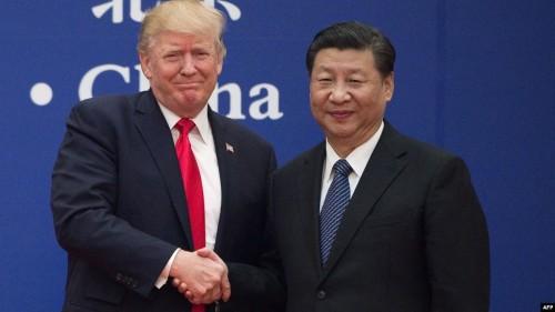 """ترامب يقترح عقد """"لقاء شخصي"""" مع الرئيس الصيني بشأن أزمة """"هونغ كونغ"""""""