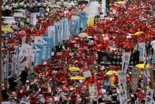 """احتجاجات """"هونج كونج"""" تخلف عواقب وخيمة على أكبر اقتصاد عالمي"""