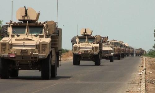 """لبنان يتسلم 150 عربة مدرعة """"هبة"""" عسكرية أمريكية"""