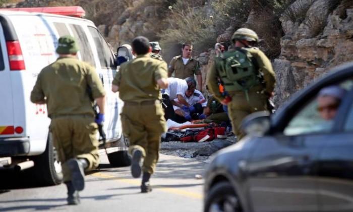 عاجل.. إصابة مستوطنين ومقتل منفذ عملية الدهس في بيت لحم