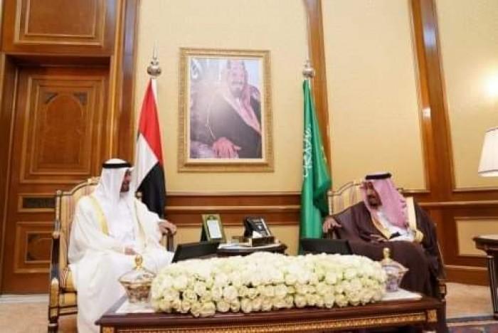 زيارة ولي عهد أبو ظبي للسعودية تجهض مؤامرات قطر وطهران ( ملف)