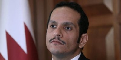 """دموع سياسية في عين وزير الخارجية.. قطر تتباكى على انهيار """"الإصلاح"""""""