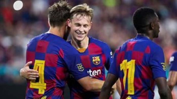 برشلونة يسقط بهدف أمام أتلتيك بيلباو في افتتاح الليجا