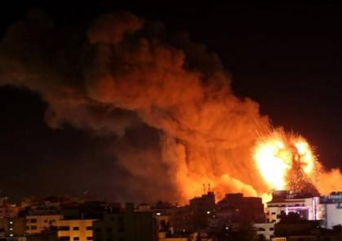عاجل.. الطائرات الإسرائيلية تقصف موقعًا للمقاومة في قطاع غزة