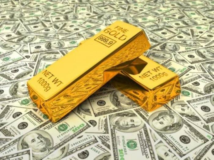 أسعار الذهب تتراجع مع صعود الأسهم والدولار