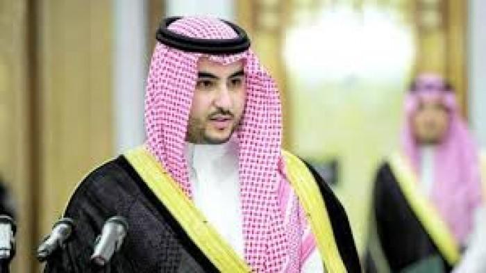 """تفاصيل لقاء نائب وزير الدفاع السعودي مع رئيس """"النواب"""" اليمني"""