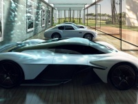 أستون مارتن تعلن عن مجموعة من التصميمات لجراجات السيارات