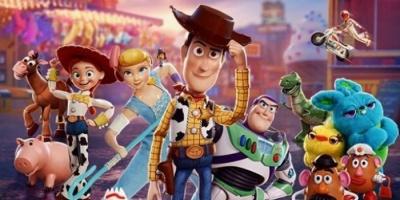 فيلم Toy Story 4 يحقق رقمًا قياسيًا جديدًا