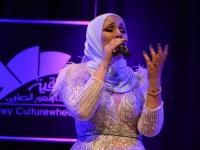 الأردنية نداء شرارة توجه رسالة للجمهور المصري بعد حفلها الأخير