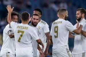 ريال مريد يفتتح مشواره في الدوري الإسباني بالفوز على سيلتا فيجو