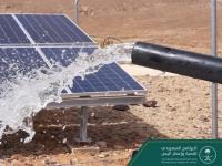 بتمويل سعودي..الانتهاء من حفر آبار جديدة في الغيضة بالمهرة (صور)