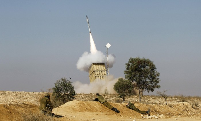 جيش الاحتلال الإسرائيلي يعلن رصده لـ3 صواريخ أطلقت من قطاع غزة