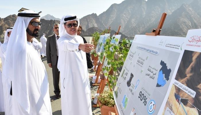 تنافس أوروبي لبناء أول محطة كهرومائية في الإمارات بقيمة 391 مليون دولار