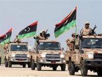الجيش الوطني الليبي يبدأ عملياته العسكرية بالعديد من المدن