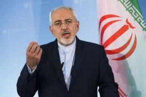 ظريف يدعو إلى تعاون دول الخليج لحماية أمن المنطقة