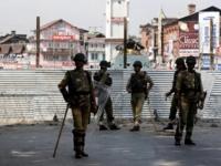 إصابة 6 أشخاص بطلقات خرطوش في اشتباكات مع الشرطة الهندية
