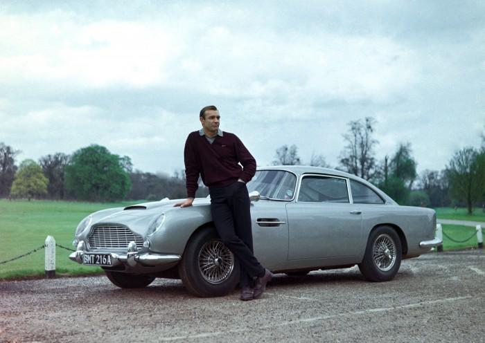 بيع أغلى سيارة لجيمس بوند بـ 6.4 مليون دولار