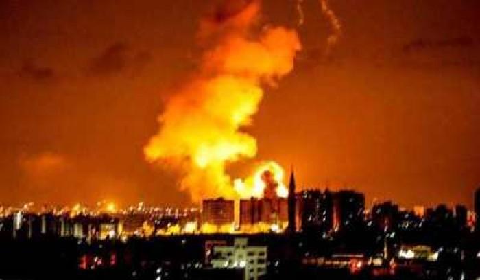سلاح الجو الليبي يقصف أهدافًا مليشياوية في مصراتة
