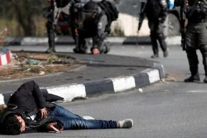 مروحيات إسرائيلية تقتل 3 فلسطينيين شمالي غزة