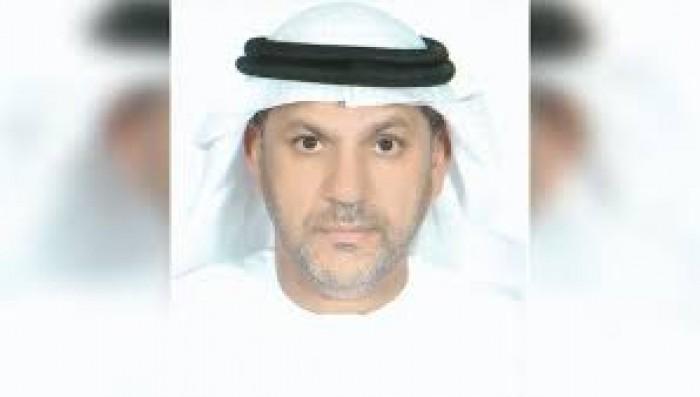 الكعبي لـ الميسري: الإمارات خط أحمر(صورة)