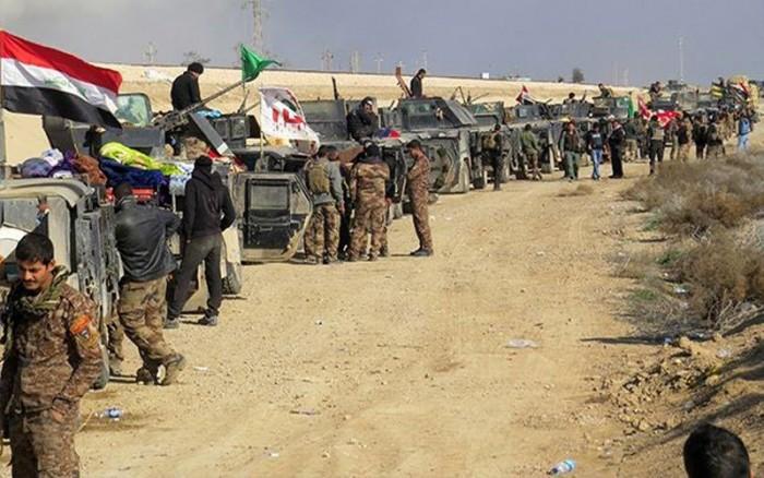 سياسي: مقرات الحشد الشعبي بالموصل تعرضت لقصف جوي