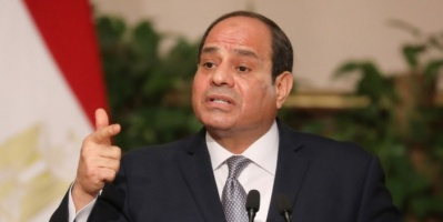 السيسي: رغم التحديات لكننا على الطريق الصحيح والإنسان المصري أهم ما نمتلكه
