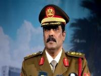 المسماري: الضربات الجوية للجيش الوطني الليبي أحبطت تحويل مطار مصراتة لقاعدة تركية