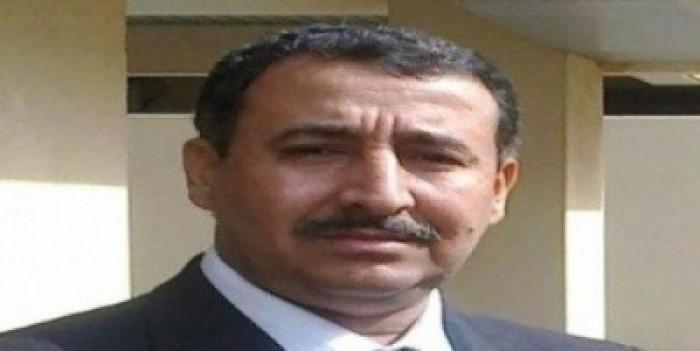 """""""الربيزي"""": الشعب أفشل مخططات ومشاريع قطر عبر أذنابها الإخونجية في """"عدن"""""""